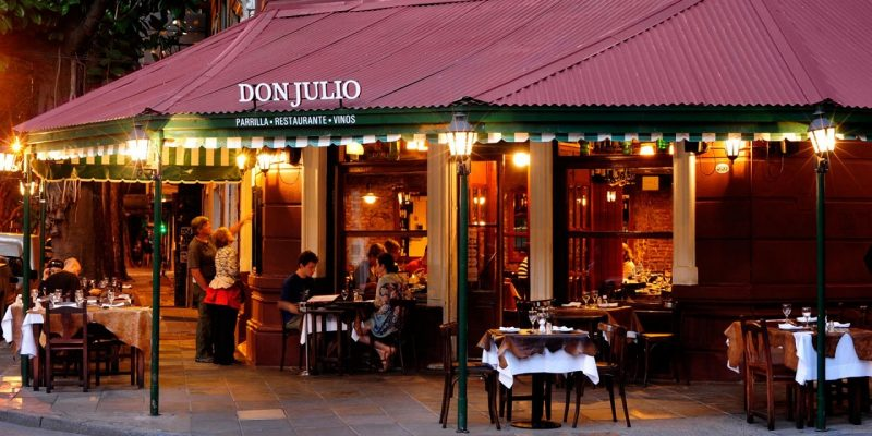 Restaurante Parrilla Don Julio
