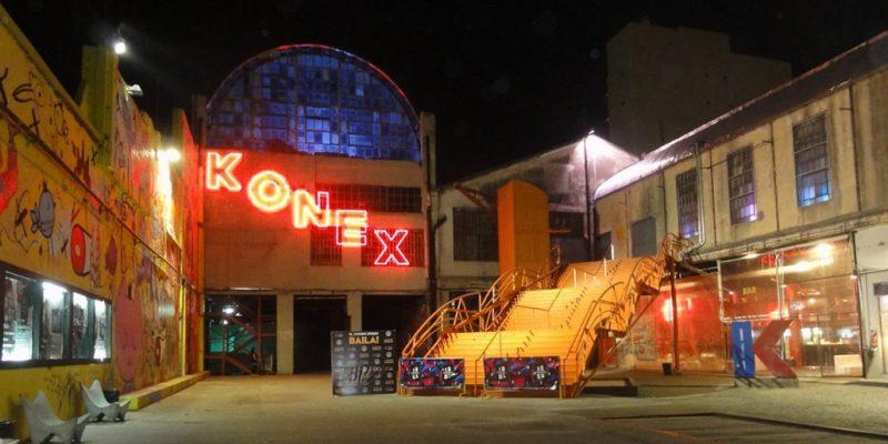 Ciudad Cultural Konex